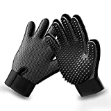 Pet Hair Removal Gloves - Gentle...