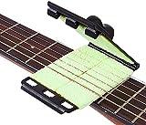 Limpiador De Cuerdas Para Guitarra - Guitarra eléctrica de Cuerdas y Diapasón Limpiador Instrumentos Cuidado de mantenimiento para guitarra/bajo/mandolina/ukelele