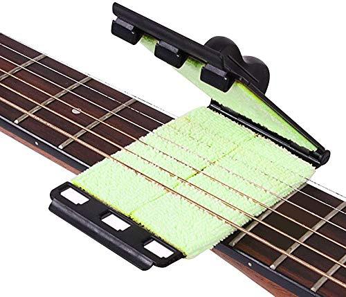 Limpiador De Cuerdas Para Guitarra - Guitarra eléctrica de Cuerdas y Diapasón...