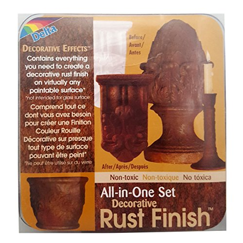 Delta Decorative Effects All-in-One Decorative Rust Finish Kit