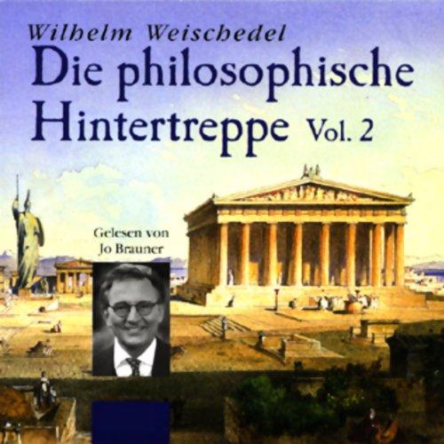 Die philosophische Hintertreppe 2 Titelbild