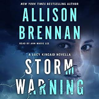 Page de couverture de Storm Warning