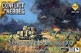 EDICIONES MAS QUE OCA Conflict of Heroes: Tormentas de Acero Kursk 1943 Español (MQOE00A06)