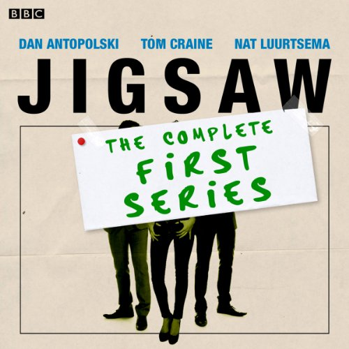 Jigsaw, Complete Series 1 audiobook cover art
