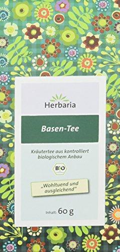 Herbaria Basen Kräutertee - Bio, 60g