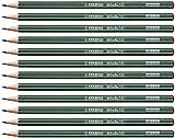 Graphite Pencil- -STABILO Othello Box of 12 HB