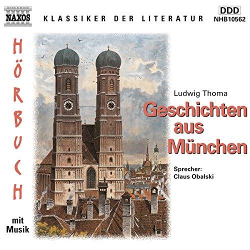 Geschichten aus München Titelbild