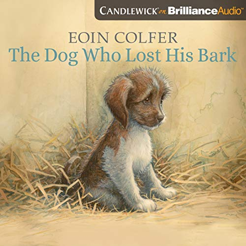 The Dog Who Lost His Bark audiobook cover art