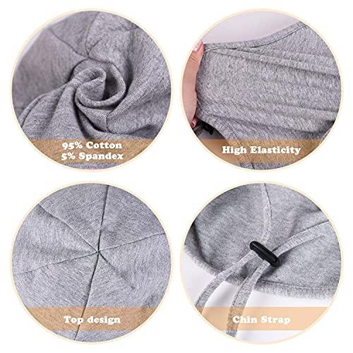 FURTALK Baby Sun Hat UPF 50+ UV Ray Sun Protection Cotton Toddler Hats for Boys Girls