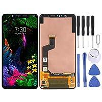 携帯電話修理部品 LG G8s ThinQ用のオリジナルのLCDスクリーンとデジタイザーのフルアセンブリ 電話のLCDディスプレイ