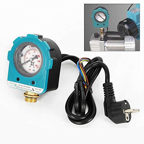 OUKANING Pumpensteuerung 10 bar Druckwächter Pumpensteuerung,Druckschalter,überwacht den Wasserdruck