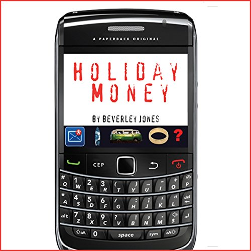 Holiday Money audiobook cover art