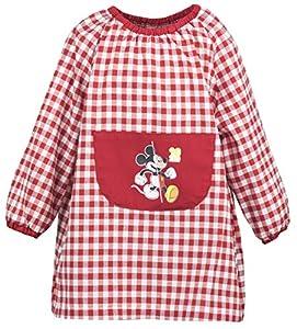 Abril Baby Colegio Mickey Rojo Cerrado (2 AÑOS)