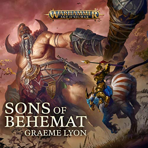 Sons of Behemat cover art