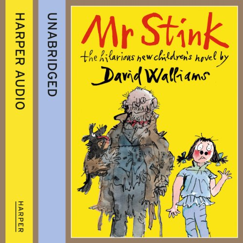 Mr Stink cover art