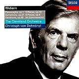 Webern;Passacaglia Op.1/etc