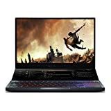 "ASUS ROG Zephyrus Duo GX550LXS Ultra-HD (4K) 15.6"" Gaming Laptop (Intel Core i9-10880H, NVIDIA GeForce RTX 2080 Super 8GB, 32GB RAM, 2TB M.2 NVMe PCIe 3.0, WiFi 6, Windows 10 Pro)"