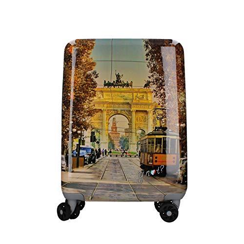Trolley YNot spinner S PRC-1001F0 milan happy hour