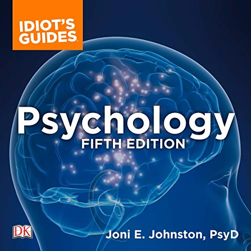The Complete Idiot's Guide to Psychology audiobook cover art