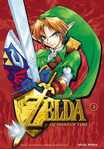 The Legend of Zelda T03 - Ocarina of Time 2