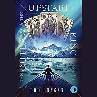 The Outlaw and the Upstart King cover art