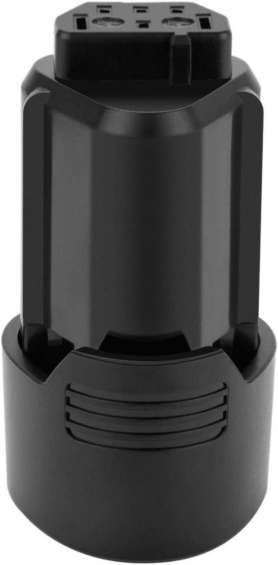 Joiry 12V 2.5Ah Li-ion Batería para AEG L1215 L1215P L1215R R86048 BLL12C BS12C BS12C2 BSS12C BWS12 BWS12CBWS