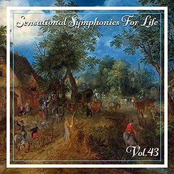 Sensational Symphonies For Life, Vol. 43 - Tchaikovsky: Overture 1812, Cappricio Italien, Marche Slave