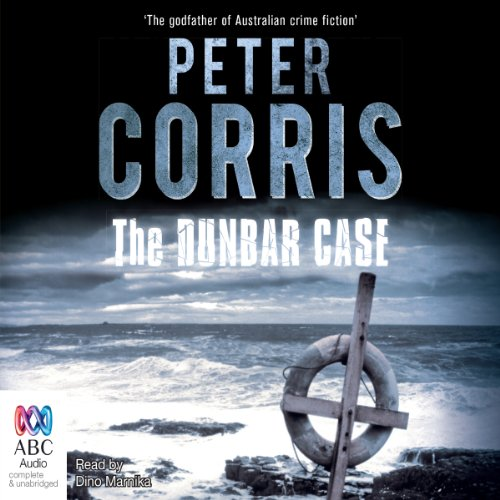 The Dunbar Case audiobook cover art