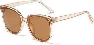 Polarized Sunglasses for Women/Men Vintage Womens Sunglasses Driving Sun Glasses Oversized