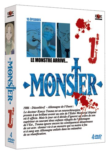 Monster - Box 1/5 [Francia] [DVD]