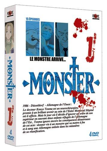 Coffret Monster : Vol. 1/5