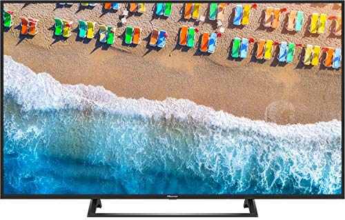 "Hisense H43BE7200 Smart TV LED Ultra HD 4K 43"", HDR10, Dolby DTS, Single Stand Slim Design, Tuner DVB-T2/S2 HEVC Main10 [Esclusiva Amazon - 2019]"
