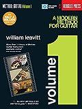 Hal Leonard A Modern Method for Guitar – Volume 1