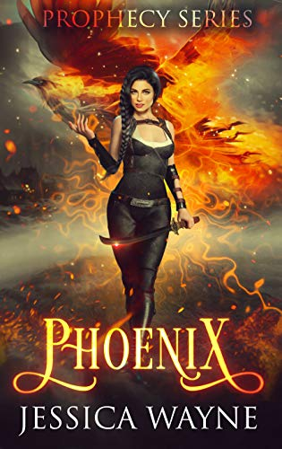 Phoenix: A Portal Fantasy Romance (Prophecy Series Book 1) (English Edition)
