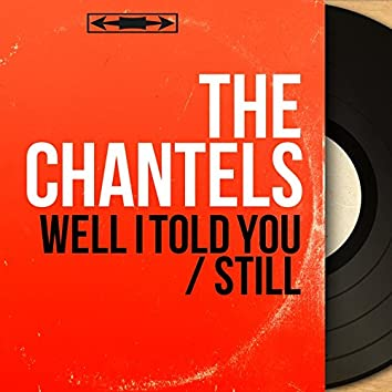 Well I Told You / Still (Mono Version)