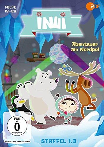 Inui - Abenteuer am Nordpol - Staffel 1.3 Folge 19-26