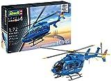 Revell- Eurocopter EC 145 Kit di Montaggio Modello Elicottero, Multicolore, 03877