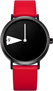 Minimalist Women Watch Ultra-Thin Leather Strap Fashion Quartz Ladies Watches Waterproof reloj de Mujer