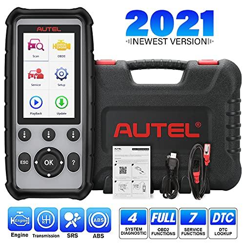 Autel 4 System Scanner MD806 Car Diagnostic Tool Diagnoses for ABS, Engine, Transmission, SRS Full...