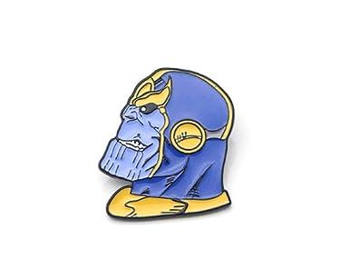 Kolag Co. Marvel Avengers Super Hero Enamel Pin
