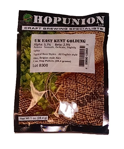 East Kent Golding Hops 1 oz.
