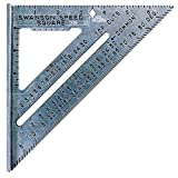 Swansonツールs01017-inch速度Squareレイアウトツール