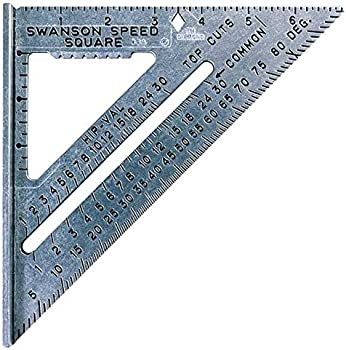 Swanson Tool Speed Square Layout Tool with Blue Book