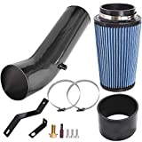 2003 Lexus GS Air Intake Parts - labwork Cold Air Intake Pipe Filter System Oiled Filter Air Intake Kit Fit for 1999.5-2003 Ford F-250 F-350 F-450 7.3L Powerstroke Diesel