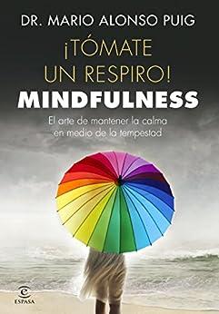 ¡Tómate un respiro! Mindfulness: El arte de mantener la calma en medio de la tempestad (FUERA DE COLECCIÓN Y ONE SHOT) PDF EPUB Gratis descargar completo