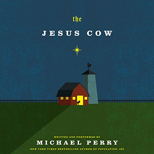 The Jesus Cow audiobook cover art