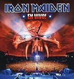 En Vivo! Live in Santiago de Chile (Limited 2fach Picture Vinyl) [Vinyl LP] - Iron Maiden