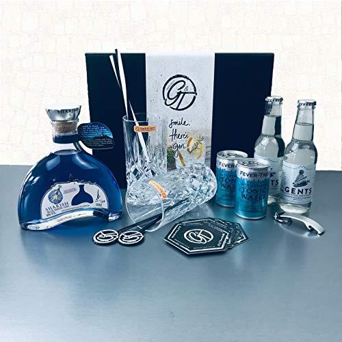 SHARISH BLUE MAGIC GIN & TONIC GESCHENKSET