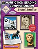 Nonfiction Reading Comprehension: Social Studies, Grade 4 from Teacher Created Resources