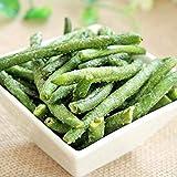 Glorious Inheriting origen asiatico congelado seco frijol verde de pieza crujiente con peso neto de 1KGS / 1,000 gramos